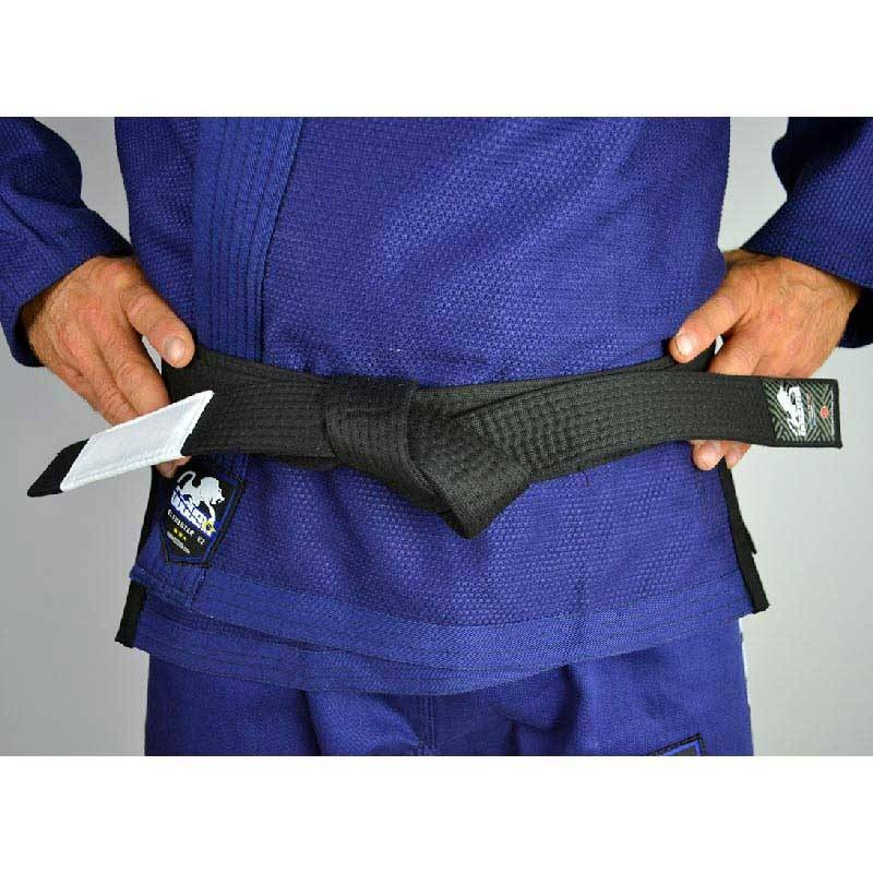 CEINTURE JJB COMPETITION BLACK BELT