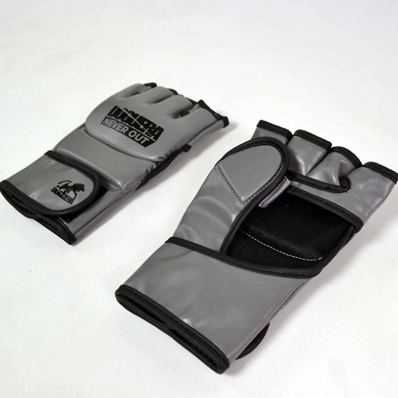MMA Gloves Ringhorns Nitro - Black